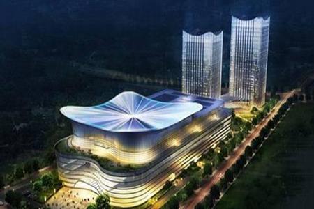 上海跨国采购会展中心